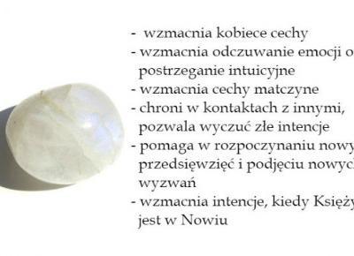 Kamień Księżycowy / Moonstone