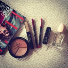 News! burgundy, wine autumn color on the lips        |         Fashion Like a Life