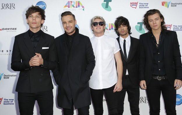 Co słychać u członków zespołu One Direction?