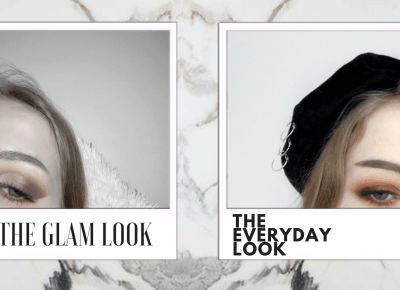 GET THE NEUTRAL LOOK: GLAM VS EVERYDAY - FATTIECHIPS