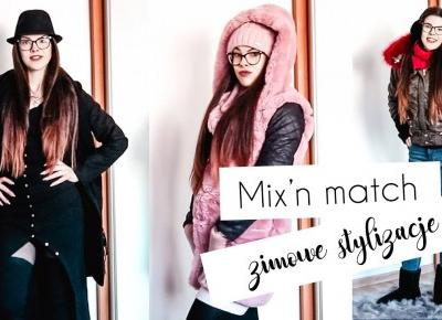 ❄ MIX'N MATCH - LOOKBOOK ZIMA 2019 - FEMMIND