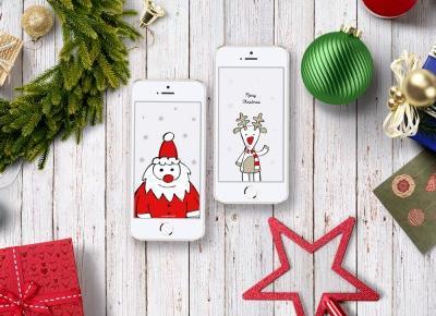 Kartki świąteczne do druku za darmo! Wydrukuj i wypisz :) - FEMMIND.pl