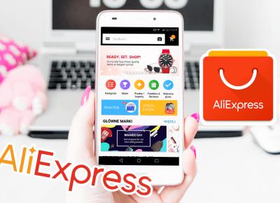 Jak kupować na Aliexpress - aplikacja mobilna - poradnik | FEMMIND.pl