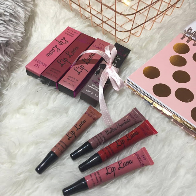Kayleen - Box of Beauty & Lifestyle.: I Heart makeup: LIP LAVA & Sammydress haul!