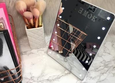 LED MAKEUP MIRROR : TOSAVE.com & TRIVISMAGAZINE!!! | Kayleen beauty!