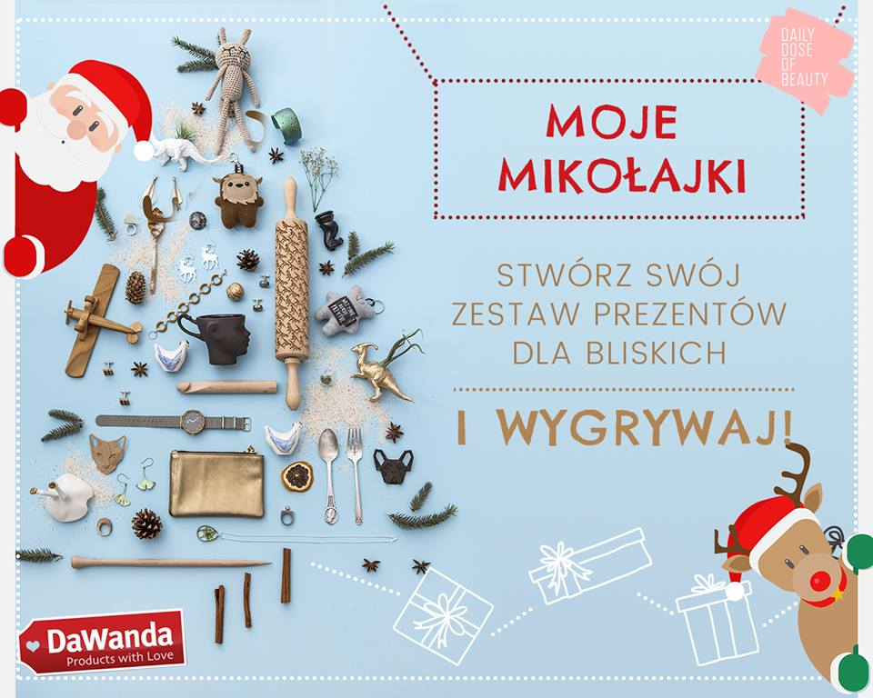 .: Mikołajki z DaWanda i DDOB