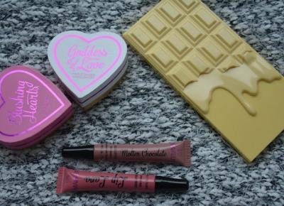 Lolqi Enjoy: Produkty I Heart Makeup/ Makeup Revolution