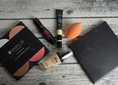 Cały makijaż chińskimi kosmetykami? | Lolqi Enjoy