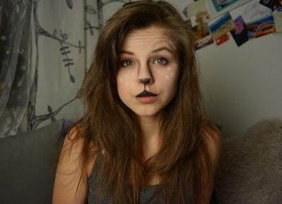Lolqi Enjoy: Bambi makeyup i test azjatyckich przekąsek