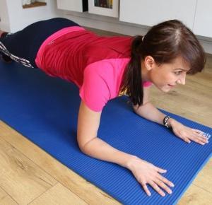 Mata do ćwiczeń Sissel Gym Mat – test