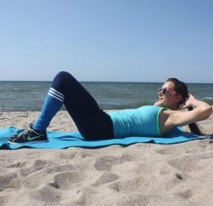 Płaski brzuch – 6 tygodni cz. II