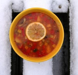 Zupa, od której nie utyjesz – przepis