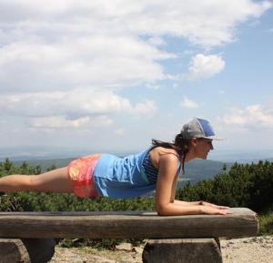 Płaski brzuch – 6 tygodni cz. III