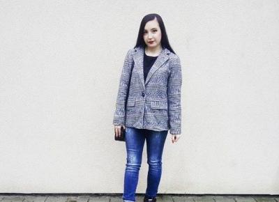 Elegancko i wygodnie / Codzienny LOOK   flaviagutowska blog