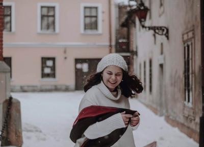 Zimowy uśmiech  | FotoHart