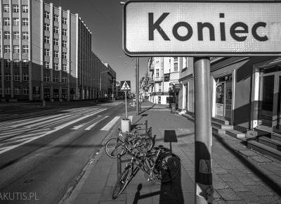 Poznań w czasach koronawirusa - fotografwdrodze.pl
