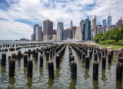 Brooklyn Bridge Park - idealna przestrzeń miejska - fotografwdrodze.pl