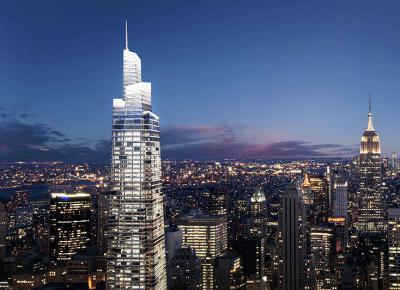 Za rok nowy punkt widokowy na Manhattanie - fotografwdrodze.pl