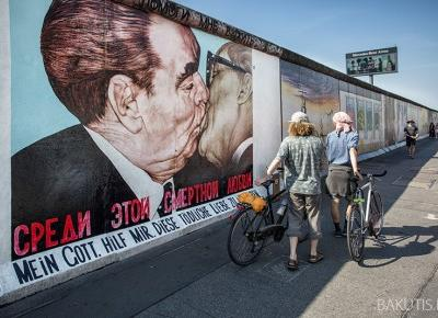 Mur berliński - gdzie go można jeszcze znaleźć? - fotografwdrodze.pl