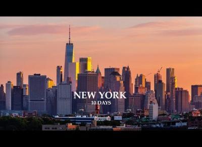 NEW YORK - 10 DAYS IN 2019