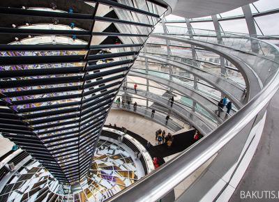 Punkt widokowy na Reichstagu - fotografwdrodze.pl