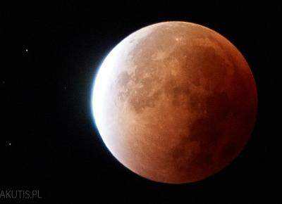 Zaćmienie księżyca - jak to sfotografować? - Blog podróżniczy i fotograficzny - fotografwdrodze.pl