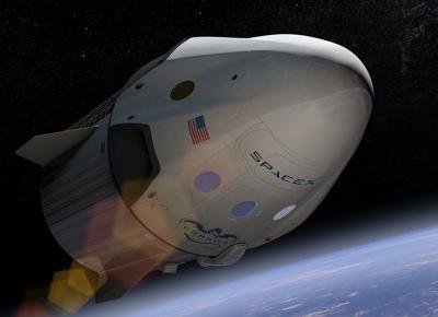 Załogowa misja SpaceX wraca na Ziemię - gdzie zobaczyć lądowanie?