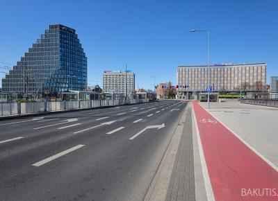 Zupełnie puste ulice Poznania - fotografwdrodze.pl