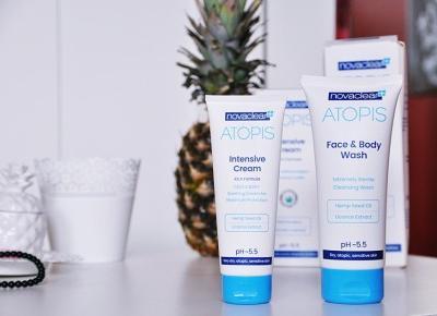 *Frambuesa-Kosmetycznie *: NovaClear ATOPIS - Kosmetyki do skóry atopowej i wrażliwej :)