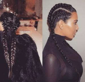 FrenzyBlack: HAIR TREND: BOXER BRAIDS