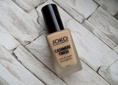JOKO CASHMERE FINISH MAT & COVER FOUNDATION        |         fromCarolinee