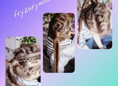 fryzurymarzeny: Fryzura sylwestrowa 2018