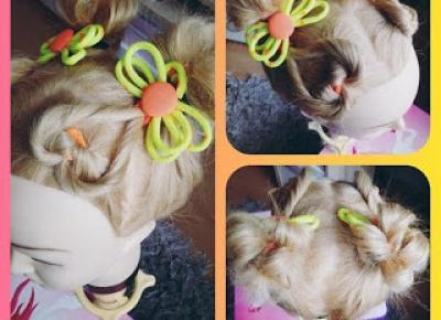 fryzurymarzeny: Fryzury dla dziewczynek