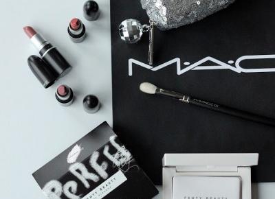 Black Friday - haul zakupowy! Kosmetyki Fenty Beauty i MAC + buty Bianco