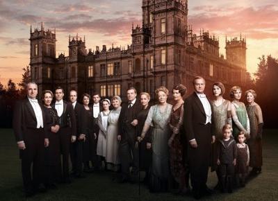 Ulubieniec sierpnia - Downton Abbey