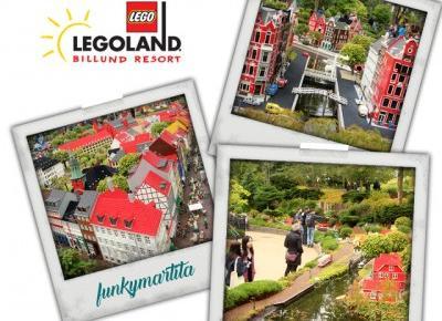 Legoland - wycieczka do najbardziej znanego miejsca w Danii - czy warto?