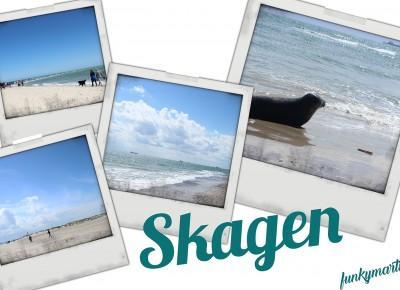 Skagen - kraniec Danii