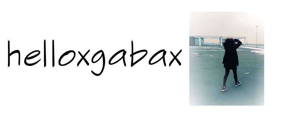 Helloxgabax: Bomber outfit