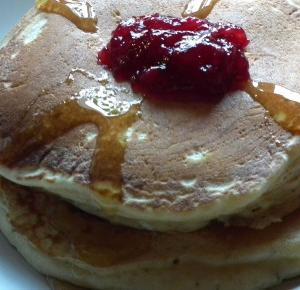 Najlepsze pancakes czyli amerykańskie naleśniki. - MyJustyWorld