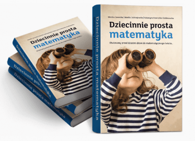 Darmowa książka dla dzieci do nauki matematyki.