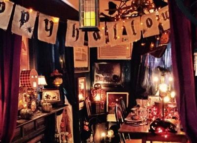Najbardziej hallowen'owe przekąski - DIY
