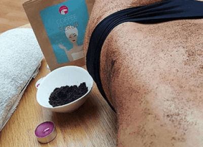 COFFEE BODY&FACE SCRUB - GLAMLENA