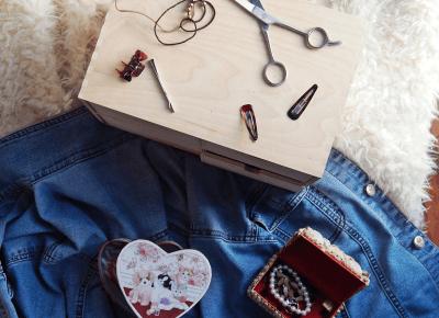 5 WŁOSOWYCH BŁĘDÓW KTÓRE POPEŁNIAŁAM  - GLAM LIPSTICK - blog urodowo-lifestylowy