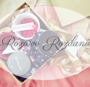 Różowe rozdanie! - SATIN TOUCH - lifestyle blog