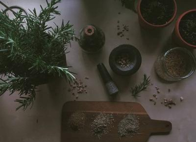 Domowe herbaty ziołowe