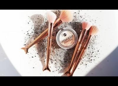 #2 UNPACKING Nowej LIMITOWANEJ kolekcji od Bell Cosmetics - DESERT ROSE