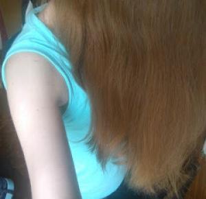 My little world: Dzień dla włosów [15]: masło shea i woda różana.
