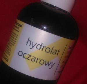 Margaret: Fitomed: Hydrolat oczarowy