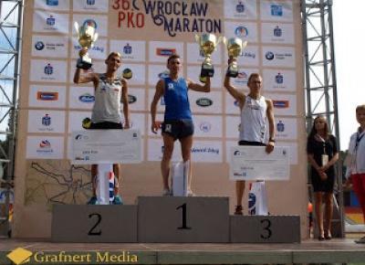 Grafnert Media: 36. PKO Wrocław Maraton cz.2