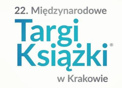 Grafnert About Books: 22 Międzynarodowe Targi Książki w Krakowie 2018